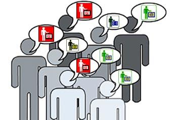 Divulgação de resultados eleições 2010