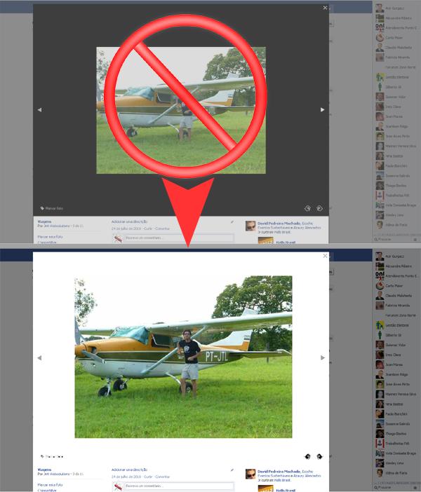 Facebook aumenta o tamanho das fotos compartilhadas na rede social