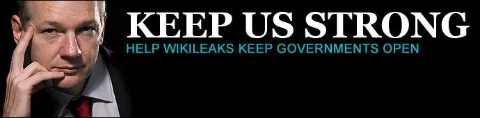 WikiLeaks é vítima dos próprios vazamentos