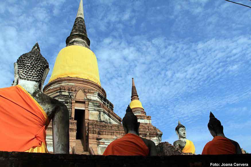 Situación en Tailandia. Comunicado de nuestros corresponsales
